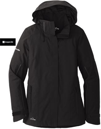 Picture of Women's Eddie Bauer Insulated Jacket (Black - arm embroidery)