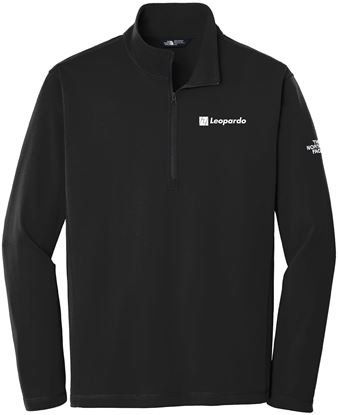 Picture of Men's The North Face 1/4 Zip Fleece (Black)