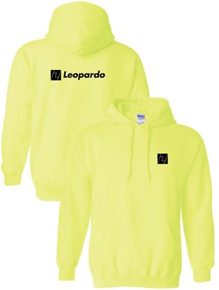 Picture of Pullover Hoodie (Safety Green)