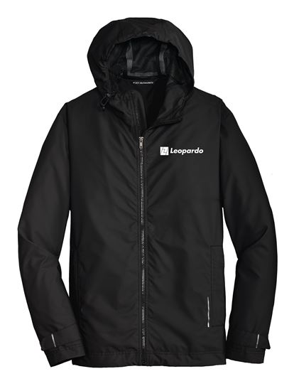 Picture of Men's Port Authority Northwest Slicker (Black)