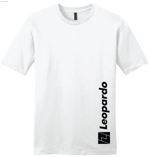 Picture of Ringspun Cotton T-Shirt (White)