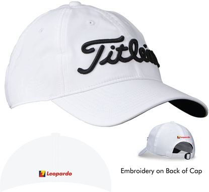Picture of Titleist Tour Performance Golf Cap (White)