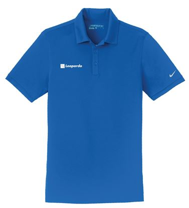Picture of Men's Nike Dri-FIT Players Modern Fit Polo (Gym Blue)