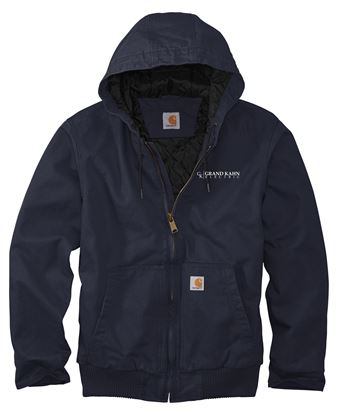 Picture of Men's Carhartt Washed Duck Active Jacket (GK)