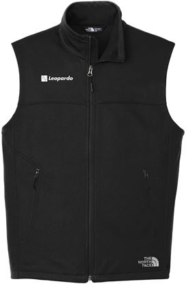 Picture of Men's The North Face Soft Shell Vest (Black)
