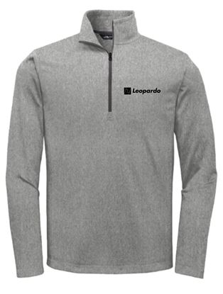 Picture of Men's The North Face 1/4 Zip Fleece (Grey Heather)