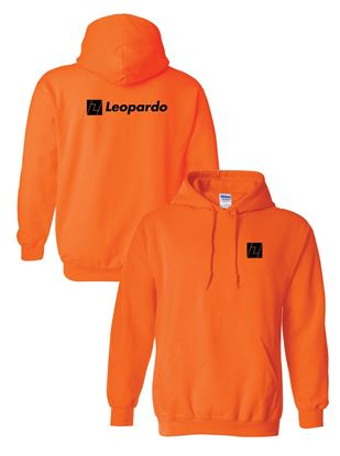 Picture of Pullover Hoodie (Safety Orange)