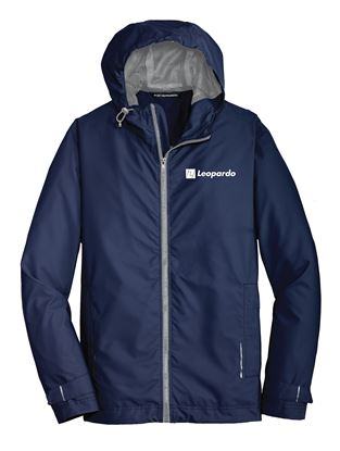 Picture of Men's Port Authority Northwest Slicker (Navy)