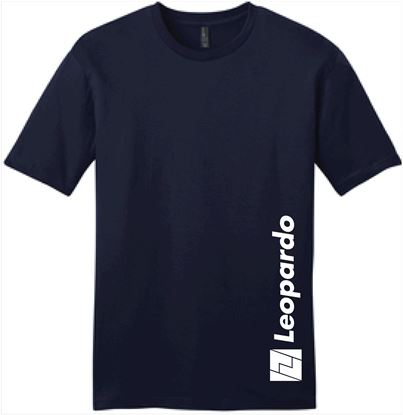 Picture of Ringspun Cotton T-Shirt (Navy)