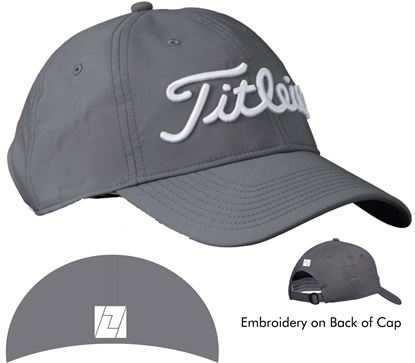 Picture of Titleist Tour Performance Golf Cap (Gray)