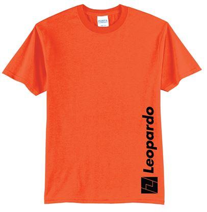 Picture of Ringspun Cotton T-Shirt (Safety Orange)